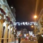 La Bañeza ilumina la ciudad