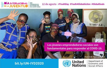 Día Internacional de la Juventud 12 de agosto