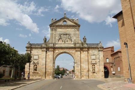 monasterio de San Benito de Sahagún