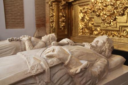 tumbas reales Alfonso VI Rey de León