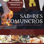 Jornada-Sabores-Comuneros-Cartel