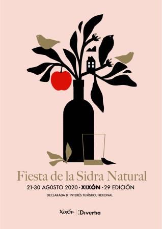 fiesta de la sidra natural gijón 2020