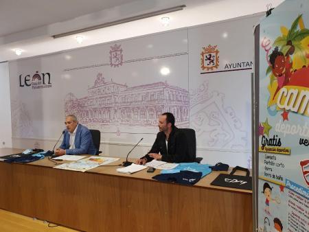 El Ayuntamiento de León suspende los campus deportivos