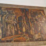 Vela Zanetti murales del Ayuntamiento de León