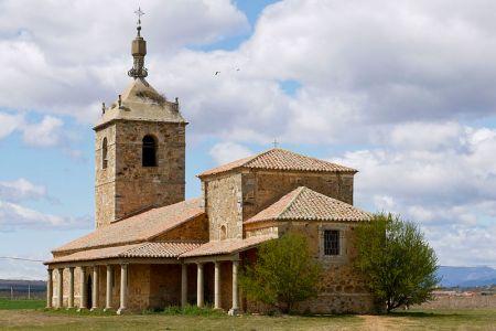 Santuario de Nuestra Señora del Campo de Rosinos de Vidriales