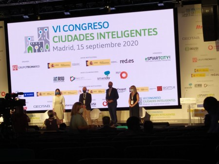 ponferrada congreso de Ciudades Inteligentes