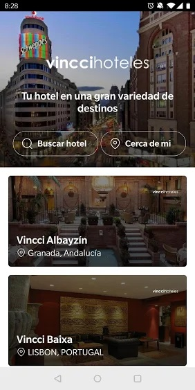 vincci app