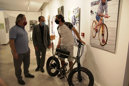 exposición sobre la bicicleta Zamora