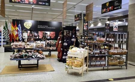 Tierra de Sabor exhiben su calidad en 57 tiendas del Grupo El Corte Inglés
