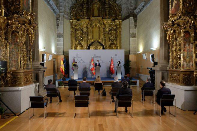 cierre perimetral de Castilla y León