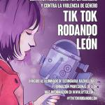 Cartel Tik Tok Rodando LEon (Copy)