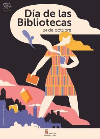 Día de las Bibliotecas Castilla y León