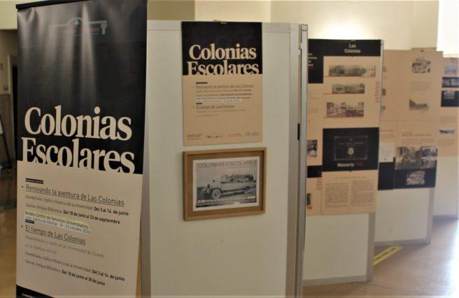Exposición Colonias Escolares