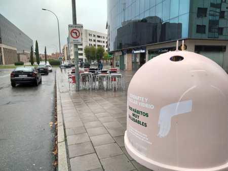 El Ayuntamiento de León se suma al Día Mundial Contra el Cáncer de Mama