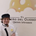 Mejor Cheesemonger de España 2020: Juan Ramón Garijo de El Sueño del Quesero (Albacete)