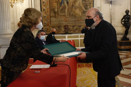 XXIX Premio Reina Sofía de Poesía Iberoamericana