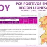 PCR 19 NOVIEMBRE REGIÓN LEONESA SALAMANCA, ZAMORA Y LEÓN