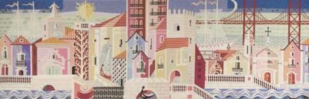 exposición de tapices y colchas portuguesas de Portalegre y Castelobranco La muestra podrá visitarse desde el 30 de octubre al 28 de febre