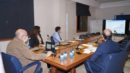 La Junta se reúne con sectores afectados por la COVID-19 en la comunidad