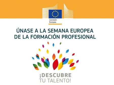 Semana Europea de la Formación Profesional