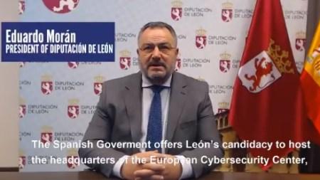 presidente diputación de león ciberseguridad