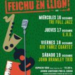 01.Cartel_XII Festival Jazz Feichu en Llión