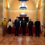 belén propiedad de la Real Cofradía Penitencial del Santísimo Cristo Yacente de la Misericordia y de la Agonía Redentora de Salamanca