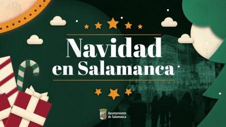Navidad del Ayuntamiento de Salamanca