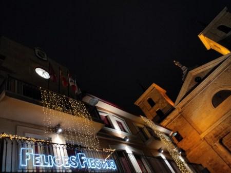 Iluminación navideña Valencia de Don Juan 2020