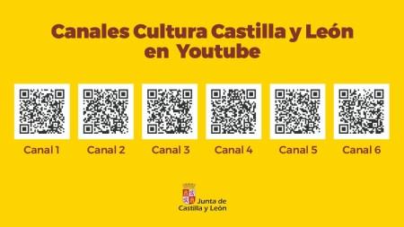 Canales+Cultura+Castilla+y+Leon+en+Youtube