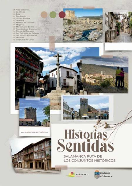 Ruta de los Conjuntos Históricos de Salamanca
