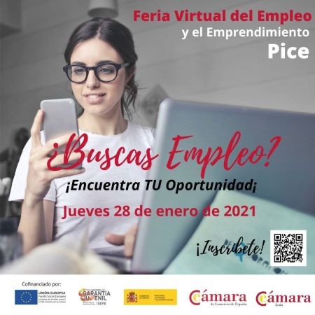 I Feria Virtual Empleo Cámara León