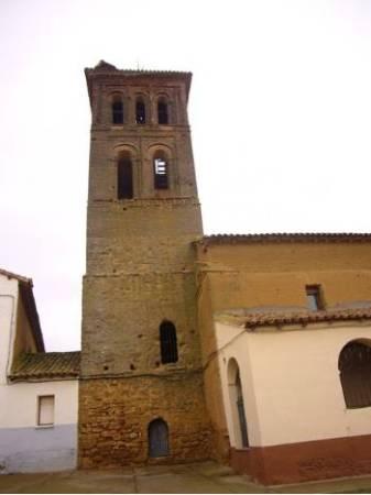 iglesia de Santo Tomás, en Joarilla de las Matas