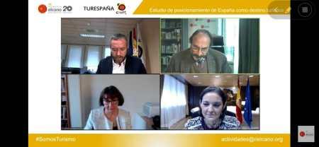 Estudio de Posicionamiento de España como Destino Turístico