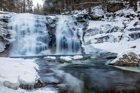 @Shutterstock_Krkonose Mumlava lugares de Chequia