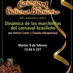 dinámica de las marchinhas del carnaval brasileño