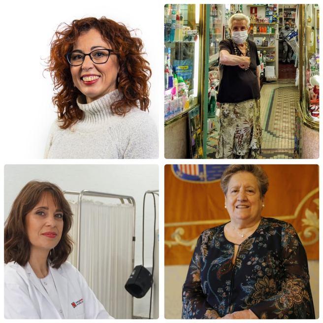 Día Internacional de la Mujer Salamanca