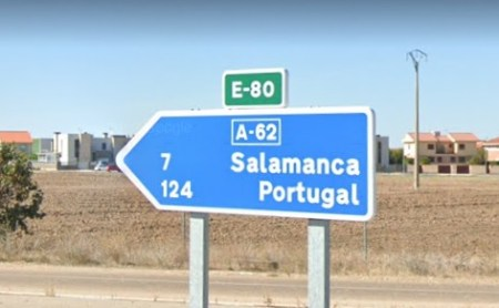 A62 RONDA ESTE SALAMANCA