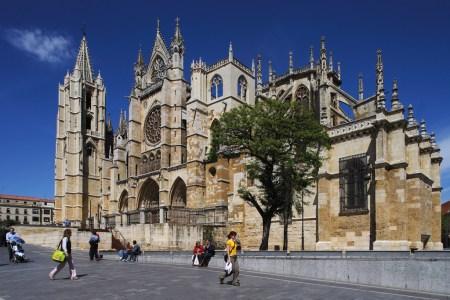 Leon. Catedral de Santa Maria la Mayor02