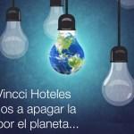Vincci Hoteles La Hora del Planeta
