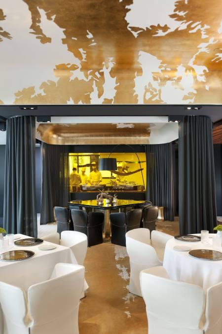 restaurante Moments barcelona