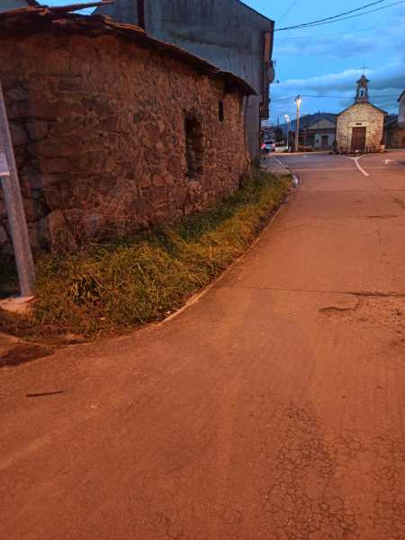UPL-Bierzo reclama al Ayuntamiento de Ponferrada el acondicionamiento del Camino de Santiago