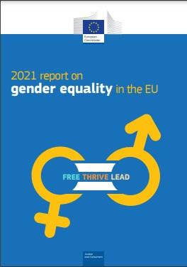 informe anual sobre la igualdad de género en la UE de 2021