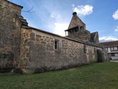 iglesia de San Millán de Molezuelas de la Carballeda