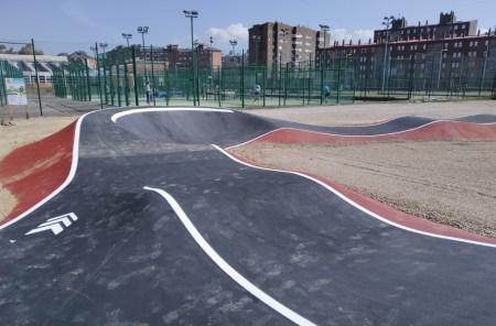 Circuito de Pump Track