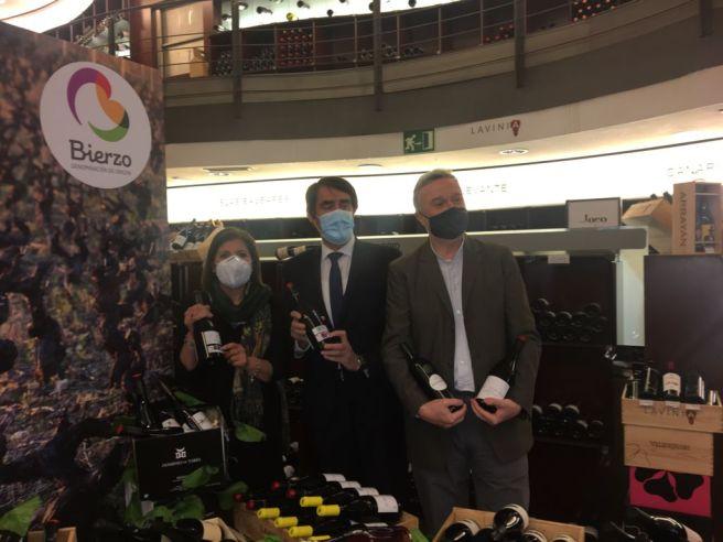 Los vinos de la DO Bierzo exhiben su calidad en el corazón de Madrid