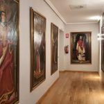 colección retratos de los Reyes Leoneses