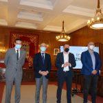 Junta y Diputación colaborarán en la consolidación de las ruinas de Castrotorafe