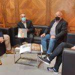 La Diputación de León colabora en la difusión de Gaspar Becerra
