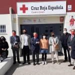 VISITA AL CENTRO JUVENIL DE CRUZ ROJA EN SALAMANCA